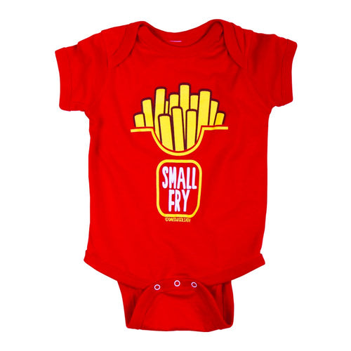 David & Goliath® Small Fry Infant Bodysuit