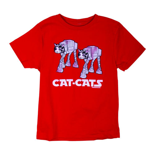 David & Goliath® Cat-Cats Youth Boys Tee Shirt