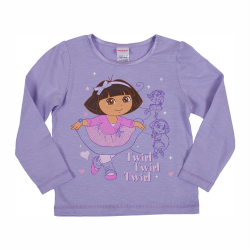 Dora The Explorer Ballet Long Sleeve