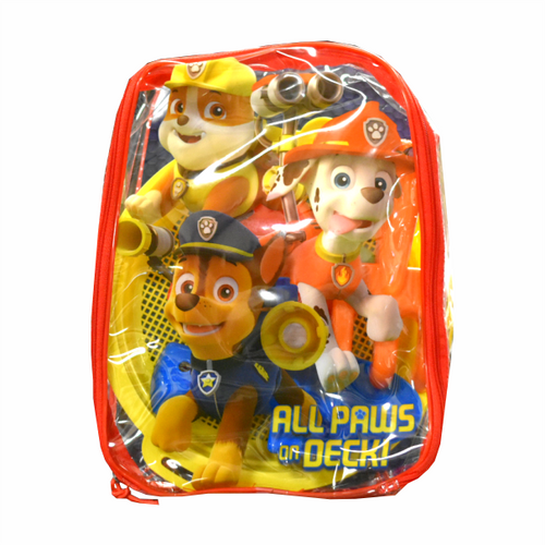 Paw Patrol Boys Beach Bag & Toys Set