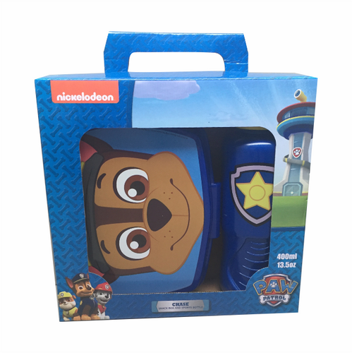 Paw Patrol Chase Water Bottle Set