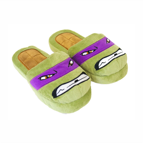 TMNT Youth Donatello Slippers