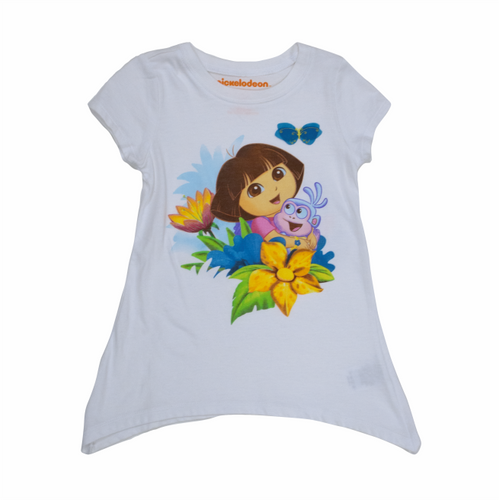 Dora The Explorer Dora & Boots Swing Tee