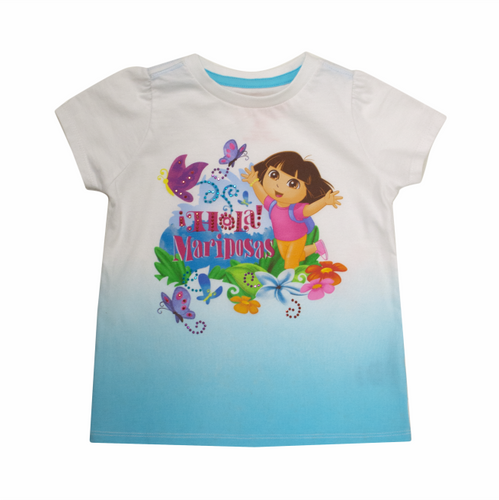 Dora The Explorer Mariposas Tee