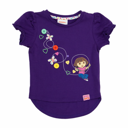 Dora The Explorer Imagination Low Tee