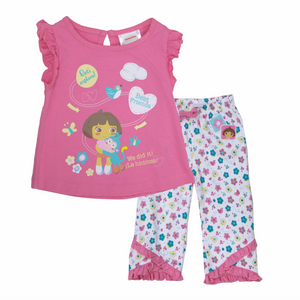 Dora The Explorer Baby 2PC Set