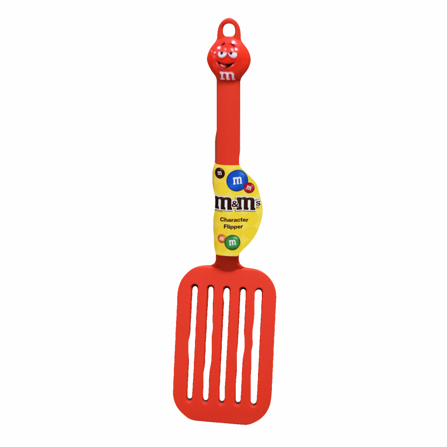 M&M Baking Flipper Red