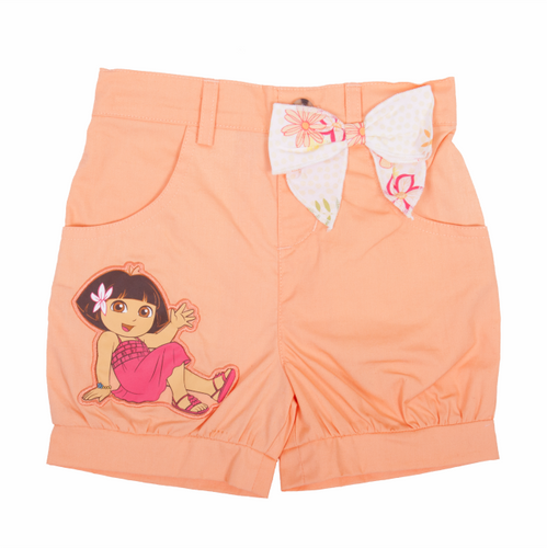 Dora The Explorer Floral Shorts