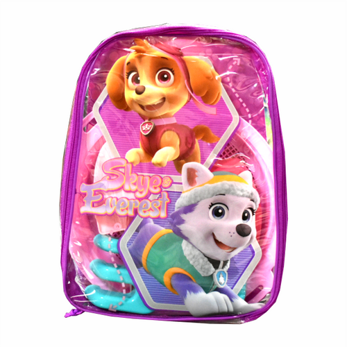 Paw Patrol Girls Beach Bag & Toys Set