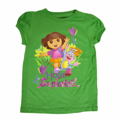 Dora The Explorer Hola Explorers Tee