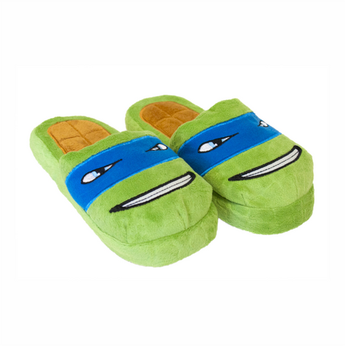TMNT Youth Leonardo Slippers
