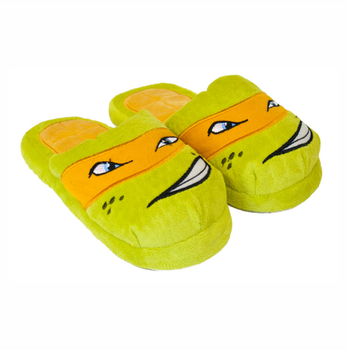 TMNT Youth Michelangelo Slippers