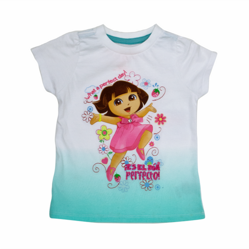 Dora The Explorer Dia Perfecto Tee