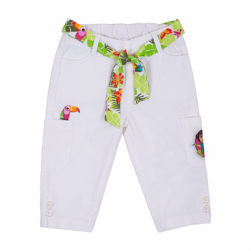 Dora The Explorer Rainforest Capri Pants