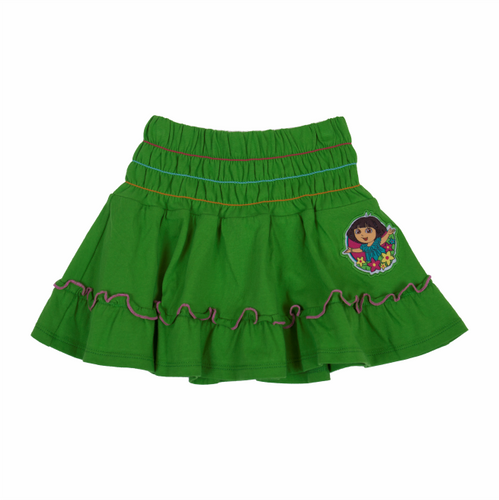 Dora The Explorer Rainforest Skirt