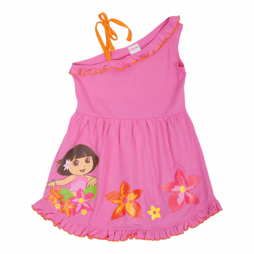 Dora The Explorer Rainforest Dress