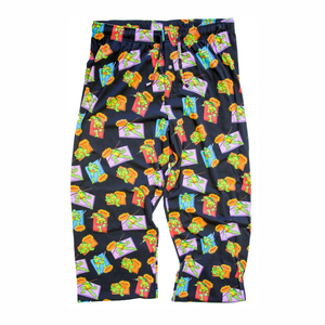 TMNT Retro Adult Men's Lounge Pants