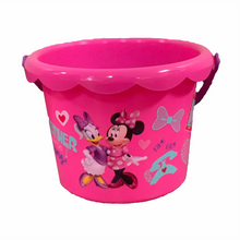 Load image into Gallery viewer, Minnie Mouse Beach Bucket