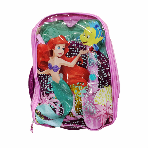 The Little Mermaid Beach Toy Backpack