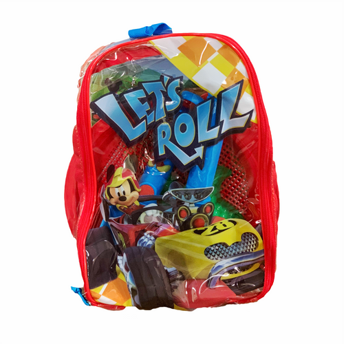 Mickey Mouse Beach Toy Backpack