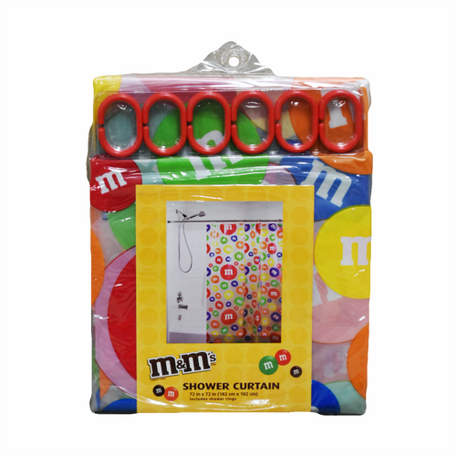 M&M Shower Curtain