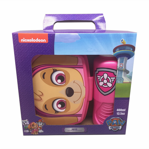 Paw Patrol Skye Water Bottle Set