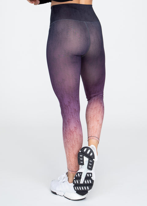 Ombre High-Rise Legging