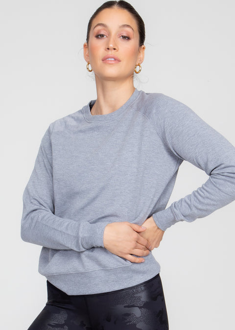 Marilyn Fleece Pullover