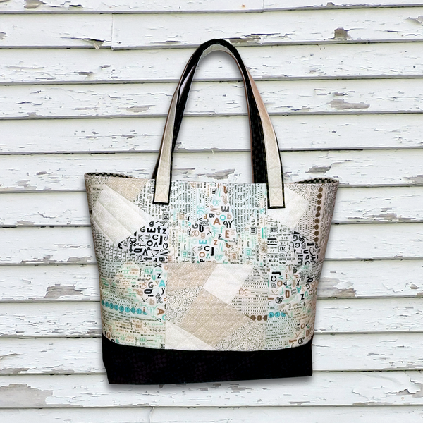 The Karie Tote Pattern- PDF