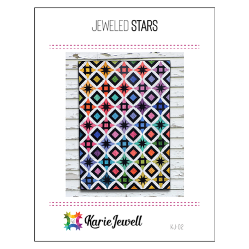 Jeweled Stars Pattern