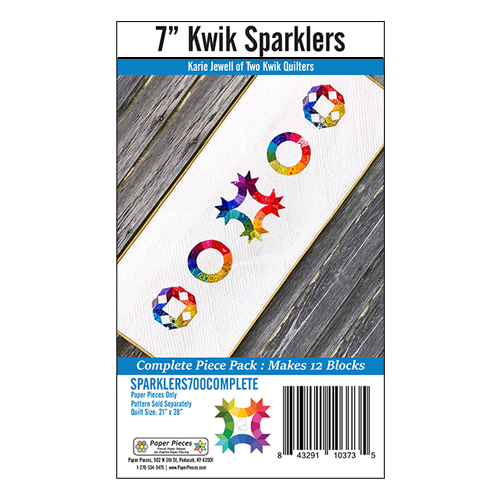 "Kwik Sparklers Kit - 7"" Block"