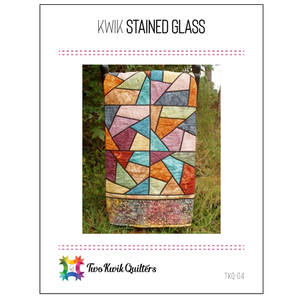 Kwik Krazy Stained Glass Pattern
