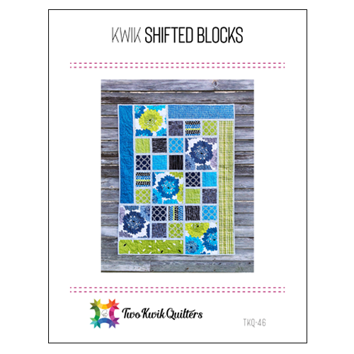 Kwik Shifted Blocks Pattern