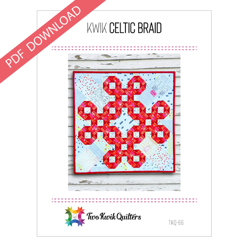 Kwik Celtic Braid Pattern - PDF