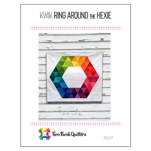 Kwik Ring Around the Hexie Pattern