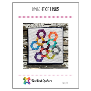Kwik Hexie Links Pattern