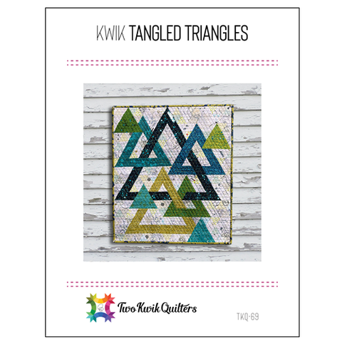 Kwik Tangled Triangles Pattern
