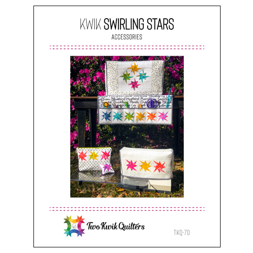 Kwik Swirling Stars Accessories Pattern