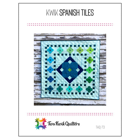 Kwik Spanish Tiles Pattern