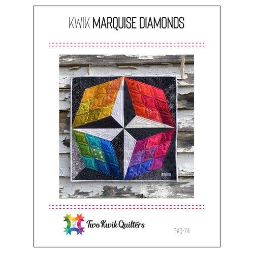Kwik Marquise Diamonds Pattern