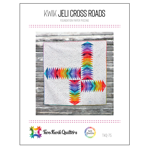 Kwik Jeli Cross Roads Pattern