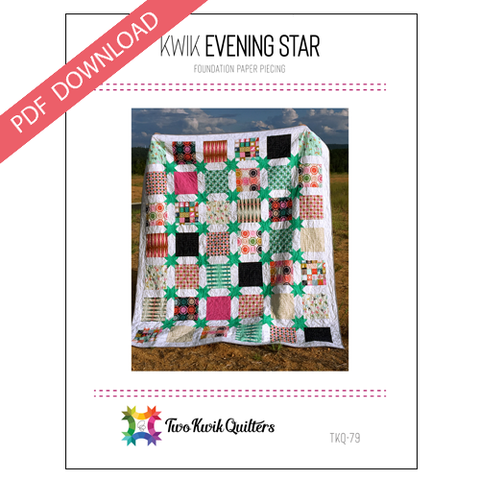 Kwik Evening Star Pattern - PDF