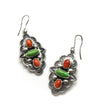 GASPEITE MULTI FIREFLY EARRINGS