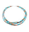 Turquoise Multi Stone Necklace