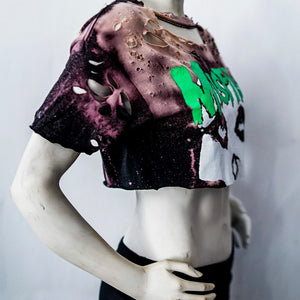 MISFITS - WOMEN'S CROP TOP