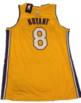 NBA Men's Kobe Bryant 8 Lakers Jersey