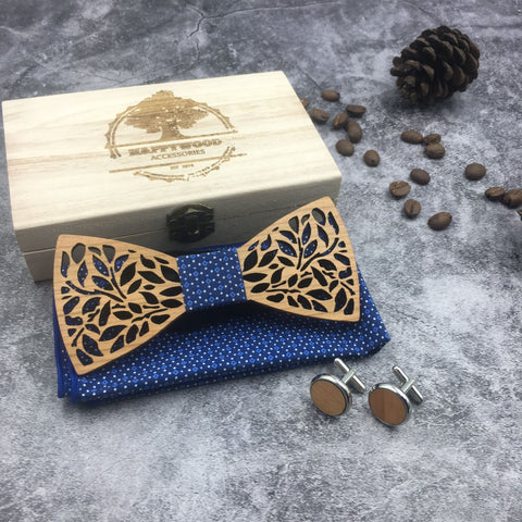 Men's Bow Tie Set
