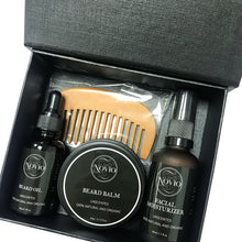 Load image into Gallery viewer, Gentlemen Grooming and Beard Kit