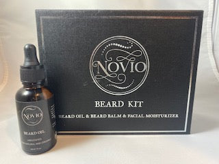 Novio Beard Kit - Beard Oil