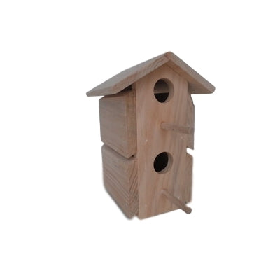 Bird House - 2 Hole